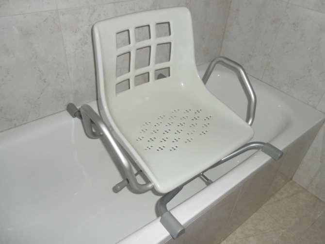 Ortopedia en mallorca todo alquiler asiento giratorio - Asiento para banera ...